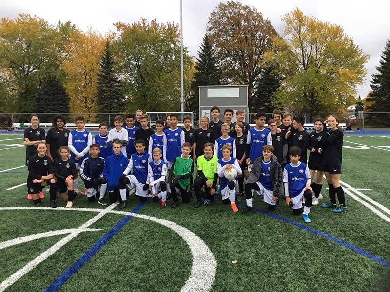 Soccer - Collège Sainte Hilaire